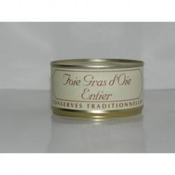 Foie Gras D'Oie Entier 190g