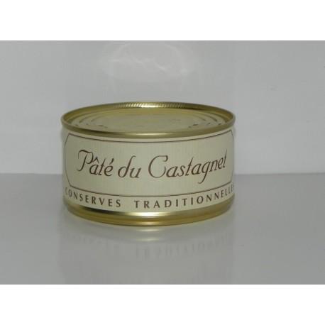 Pâté du Castagnet 190g