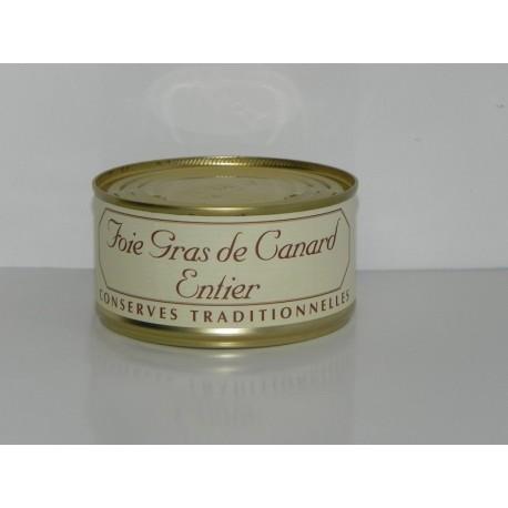 Foie Gras de Canard Entier 190g